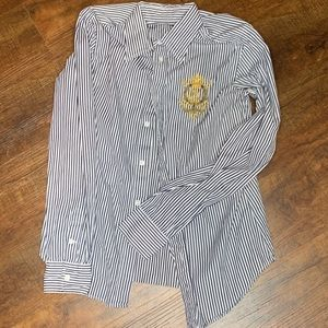 Ralph Lauren Sport Button down with crest